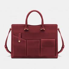 Large Capacity Multi-layer Handbag Shoulder Bag Business Bag