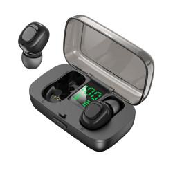 Bakeey TWS Wireless bluetooth 5.0 Earphone 6D Stereo LED Power Display Bilartel Calls Headphone with Mic