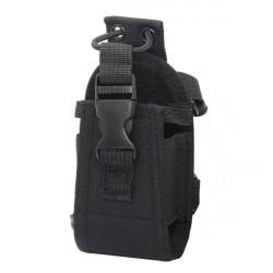 Multifunctional Tactical Walkie Talkie Storage Bag Intercom Radio Case Holder Pouch Bag