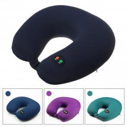 USB Rechargeable U-Shaped Neck Massager Electric Massager Cervical Vertebra Cushion Pillow