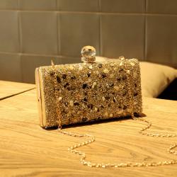 Women Fashion Crossody Bag Shoulder Bag Sequins Glitter Handbag