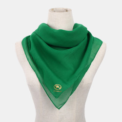 Women Solid Color Scarf Hijab Cotton Scarf