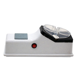 KCASA Electric Automatic Cutter Sharpener Adjustable Grinding Tool  for Kitchen Motorized Grindstone Tool Cutter Scissor Sharpening Machine