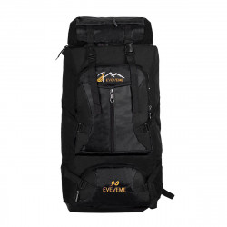 80L Outdoor Climbing Backpack Large Capacity Waterproof Travel Hiking Bags Army Military Tactical Bag