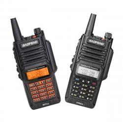 BAOFENG UV-9R Pro 15W 8800 mAh FM Transceiver Waterproof Dual Band Handheld Radio Walkie Talkie