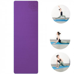 183x61cm TPE Yoga Mats Non-slip Pilates Home Gym Exercise Sport Pad Fitness Gymnastics Mats