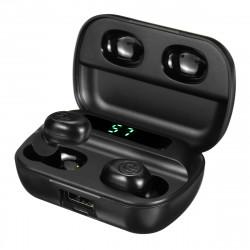 Mini TWS Wireless Earbuds bluetooth 5.0 Earphone LED Display Stereo HD Calls Headphone for iPhone Xiaomi Huawei