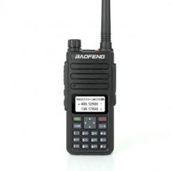 BAOFENG H6 Dual Band Handheld Radio Walkie Talkie Driving Hotel Civilian Interphone Intercom
