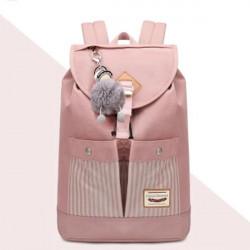 Women Large Capacity Anti-theft Backpack School Bag Travel Bag