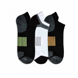 Easy 3Pairs Multifunctional Sports Socks Outdoor Quick Drying Socks Fitness Hiking Cycling Running Sock