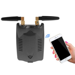 Bakeey 433RF Remote Control WIFI Wireless Gateway Support 433 Magnetic Smoke Sensor For Smart Home