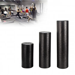 30/45/60CM EPP Yoga Foam Column Roller Sport Fitness Gym Exercise Tools Massage Pilates