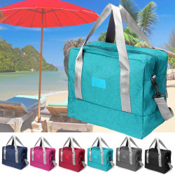 Large Capacity Wet Drt Seperation Shoes Yoga Bag Beach Waterproof Sports Gym Fitness Shoulder Bag