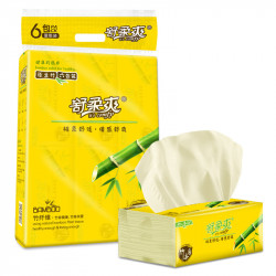 SHUROUSHUANG Paper Towel Toilet Paper Tissue Box Draw Paper Roll Paper Kitchen Towel Napkin