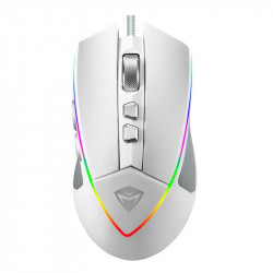 MACHENIKE M5 7 Buttons 5000 DPI USB Wired RGB Backlight Ergonomic Programmable Quick Response Optical Gaming Mouse