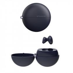 ONESOUL Mini Wireless bluetooth Single Sports Earphone Smart Control Waterproof Headphone with Charging Case