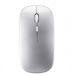 1600DPI  Ultrathin Ergonomically Designed 2.4 GHz Wireless Mouse for Office PC Laptop