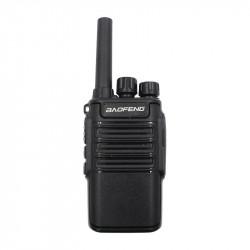 Baofeng P1 8W Mini Ultra Thin Handheld Radio Walkie Talkie Chinese English Voice Intercom Hotel Interphone