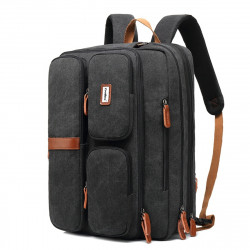 Men Business Travel Backpack 15.6inch Laptop Bag Shoulder Bag Portable Luggage Handbag Rucksack
