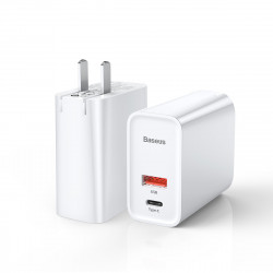 Baseus BS-CH905 30W PD Speedy Series PPS Quick Charge USB Charger for iPhone 11 Pro XR X for Samsung Xiaomi Huawei