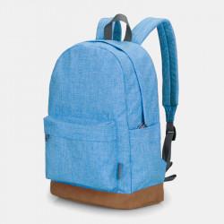 Large Capacity Waterproof Casual Backpack School Bag For Men Women