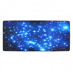 Cool Large Anti-Slip Thicken Mouse Pad Gaming Keyboard Pad Office Desktop Large Mice Keyboard Mat