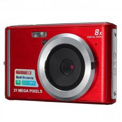 XANES SC01 2.4inch TFT LCD HD 720P 21MP 8X Digital Zoom Digital Camera Anti-shake Camcorder Sport Camera