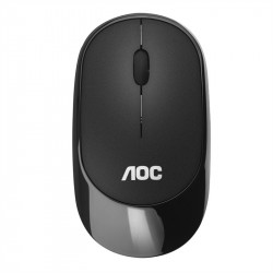 AOC MS310 2.4GHz Wireless Mouse 1600DPI Gaming Mouse with USB Receiver for Home Office