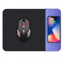 OJD-36 Wireless Fast Charger Charging Mouse Pad Mat for Samsung S10+ HUAWEI Xiaomi Redmi and Gaming Mouse