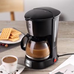 KONKA KCF-1201 Drip Tight Coffee Maker Automatic 11-15 Cup Caffe Americano Tea Pot for Home Office