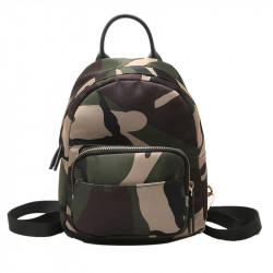 Women Girls Back To School Mini Backpack Shoulder Travel Bag Nylon Backpack Tote