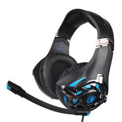 SADES SA-822 3.5mm Stereo Noise Reduction Gaming Headphone for PS4 PC Laptop iPad Mobile Phone