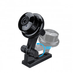 1080P Mini IP WiFi Camera HD 180 Hidden Home Security Cam Night Vision