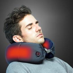 IPRee Travel Intelligent Heating U Type Pillow 3 Modes Heating Hyperthermia Neck Pillow