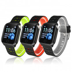 KALOAD F16 1.3in Waterproof Smart Watch ECG spO2 Monitor Sports Bracelet Fitness Tracker