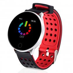 XANES B12 1.3in Touch Screen IP68 Waterproof Smart Watch HR BP Monitor Fitness Sports Bracelet