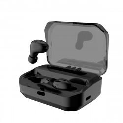 Mini Portable TWS Wireless bluetooth 5.0 Earphone 3600mAh Power Bank Stereo Sports Headphone with Mic
