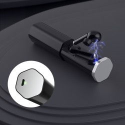 TW50 TWS Wireless bluetooth 5.0 HiFi Stereo Sport Earbuds Headphone Touch Control Earphone with Charging Box