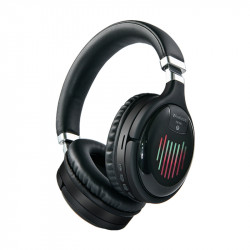 TM061 Wireless bluetooth 5.0 Headphone With Mic 3D Stereo Foldable Gaming Headset Support TF Card MP3 FM