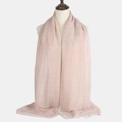 70 * 180CM Scarf Arab Gold Silver Silk Hijab