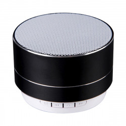 A10 Mini Card Metal Wireless Portable Bass LED Wireless bluetooth Speaker