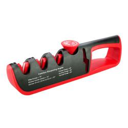 MYVIT MD15 Adjustment Cutter Sharpener 4 Stages Scissors Sharpening Stone Professional Kitchen Grinder Cutter Whetstone Sharpen Stone