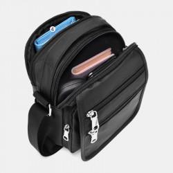 Women Fashion Casual Mini Multi-Pocket Crossbody Bag Shoulder Bag Phone Bag