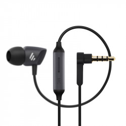 Edifier H235P Metallic HiFi Stereo Super Bass In-ear Sport Music Wired Control Earphone with Mic for Windows Phone iOS