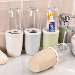 Vat Parent Glass Toothbrush Cup Toothbrush Box Homequality
