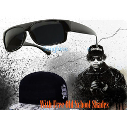 Eazye Same Old School Shade Sunglasses / West Coast Sunglasses Night Life