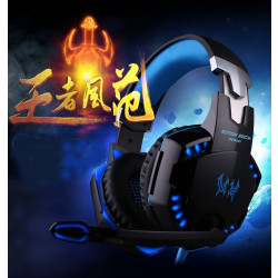 Computer Stereo Gaming Headphones Deep Bass Game