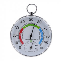 Household Weather  Station Barometer Thermometer Hygrometer W