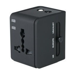 Universal Travel Power Adapter Worldwide Electric Plug Socke