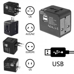 International Travel  Adapter Power Adapter Electric Plugs So